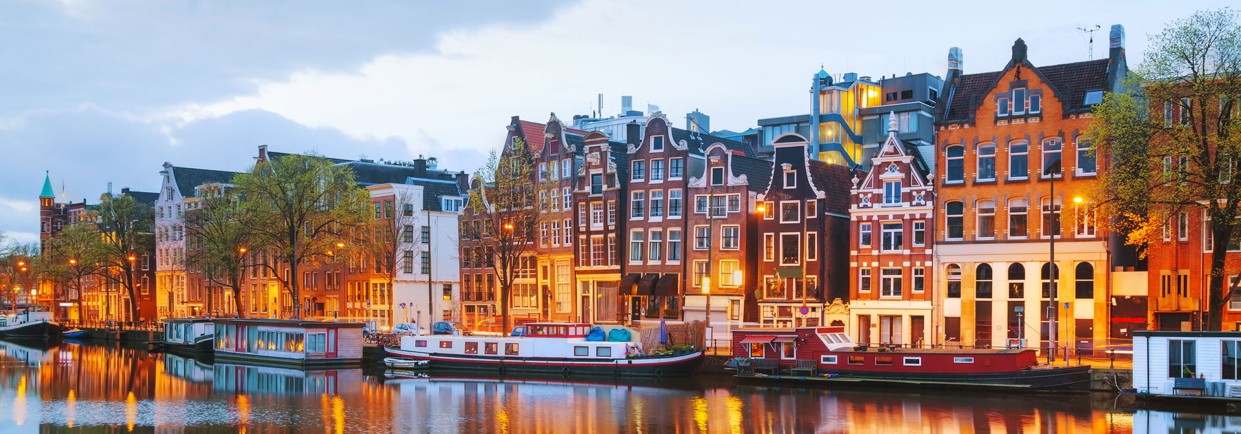 Paris Amsterdam And Rome Vacation W Flights Go Today