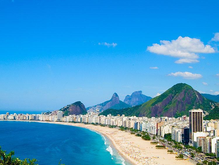 Rio De Janeiro And Buenos Aires