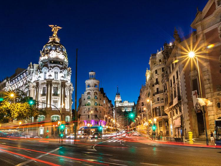Madrid at Its Best