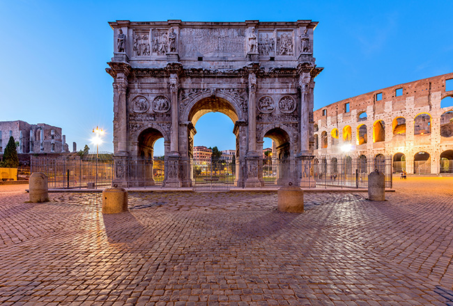 Arch of Constantine Paris