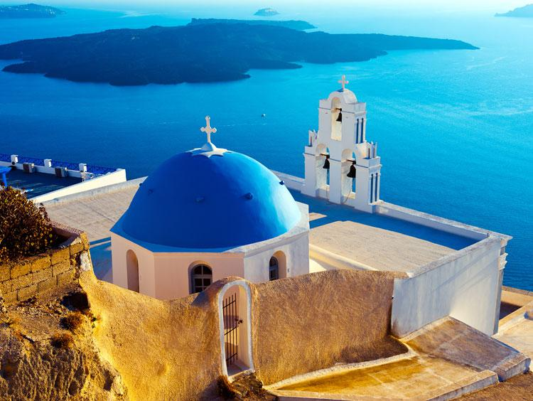 Greek Island Journey