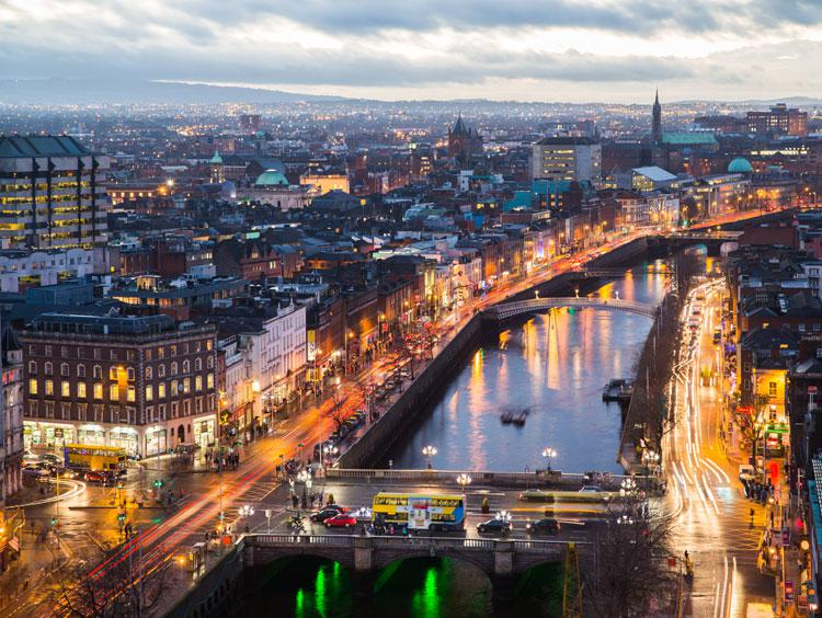 Dublin New Year's Escape