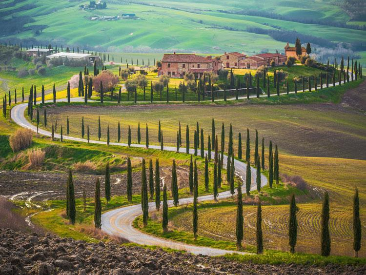 Tuscany Escape Self-Drive