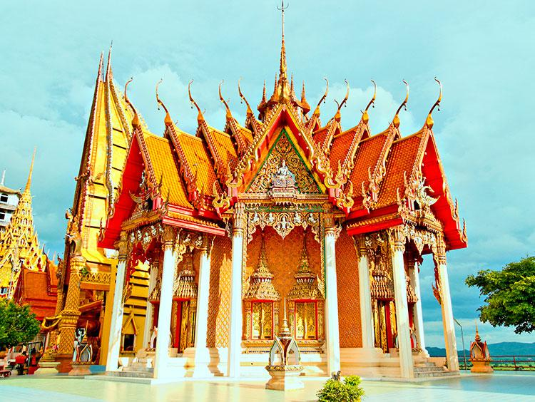 Bangkok, Phuket and the Golden Triangle Escorted Tour