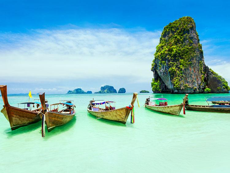 Thailand vacations discount vacation packages and travel for Cheap us beach vacations