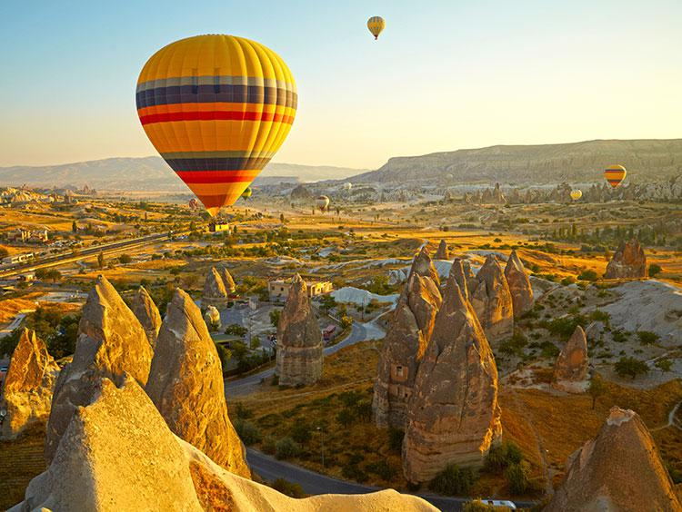Glories of Turkey Escorted Tour