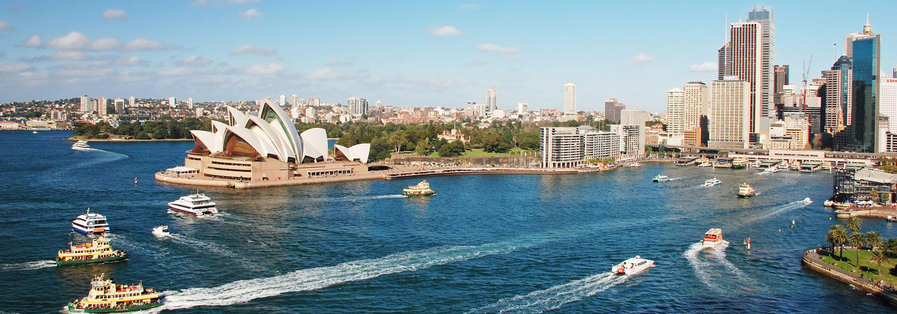 Australia Vacations with Airfare | Trip to Australia from