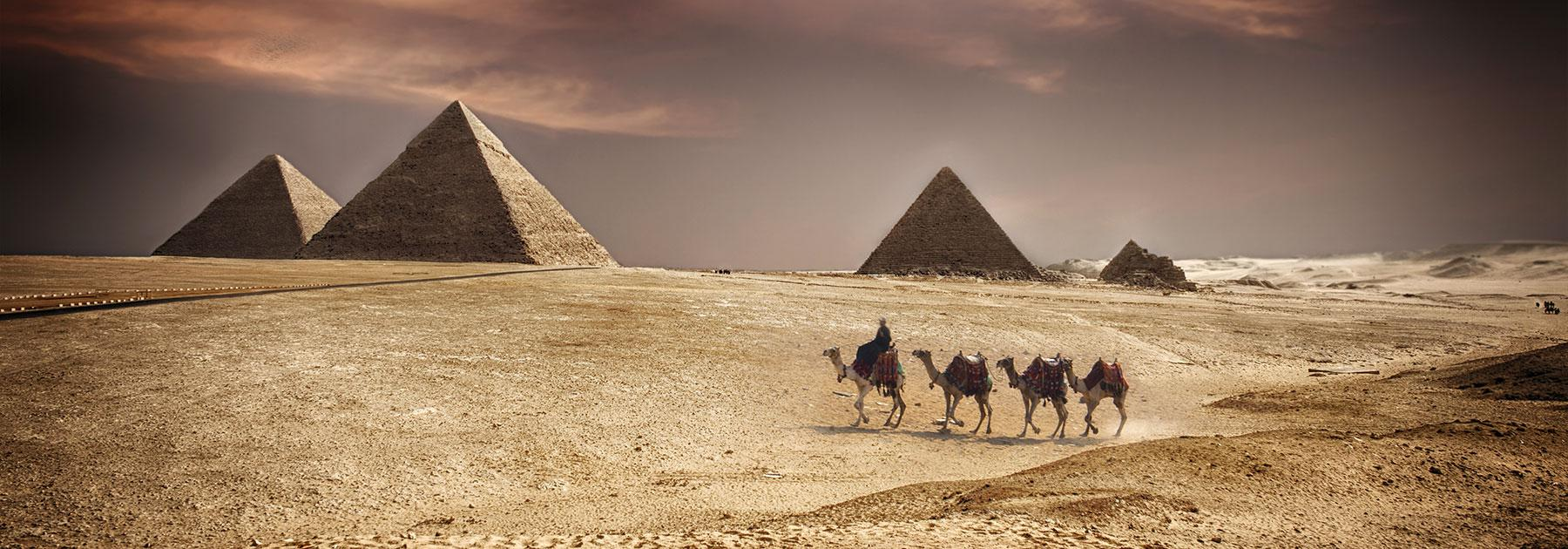 Egypt Vacations with Airfare | Trip to Egypt from go-today