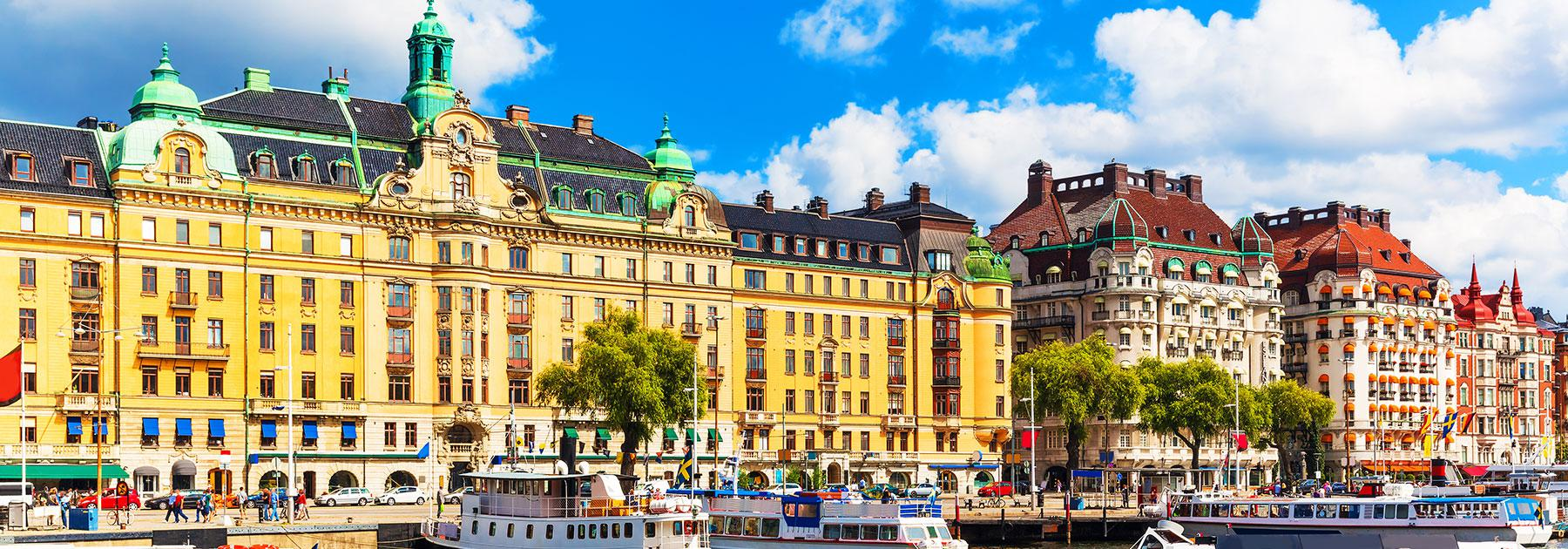 Sweden Vacations With Airfare Trip To Sweden From Go Today