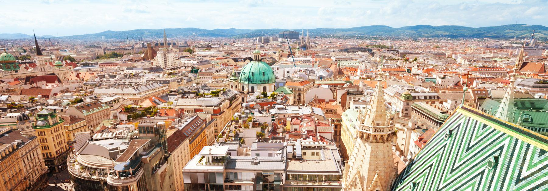 The Best of Vienna, Budapest and Prague