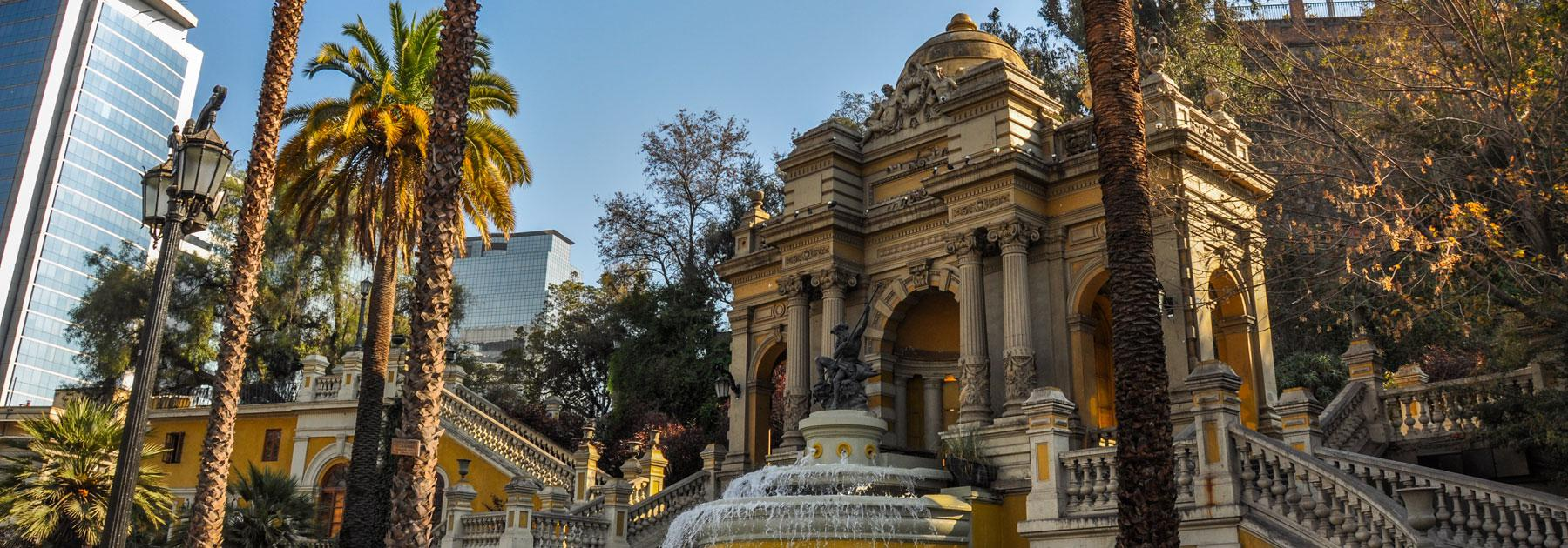 Santiago Vacation Packages | Santiago Trips with Airfare