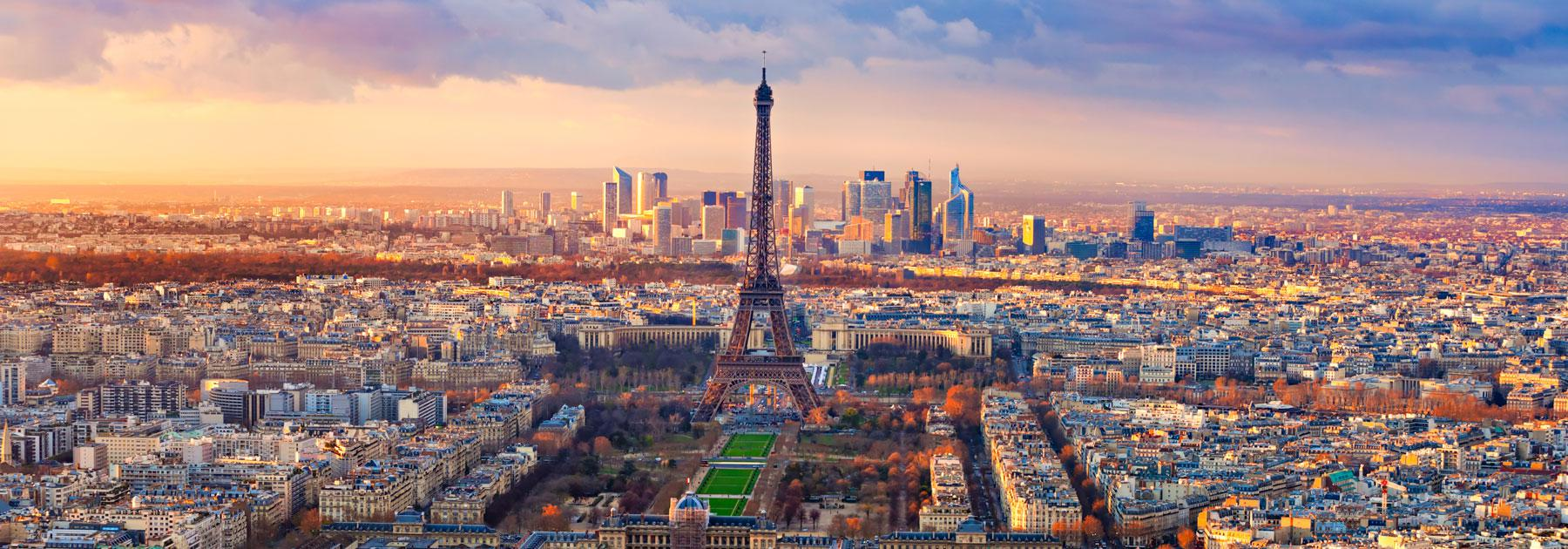 Paris Trips With Airfare From Go