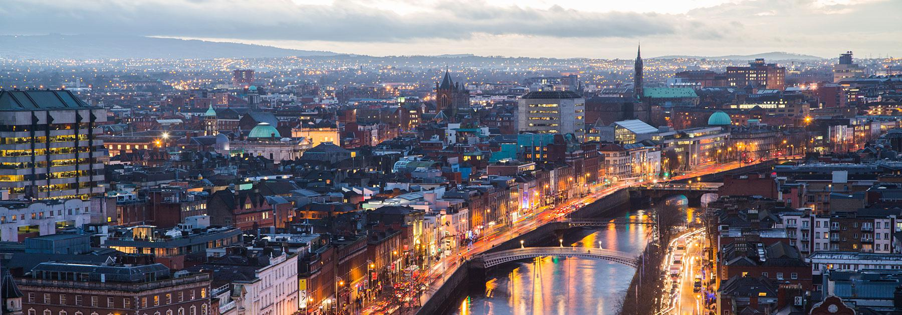 Dublin Vacation Packages Dublin Trips With Airfare From