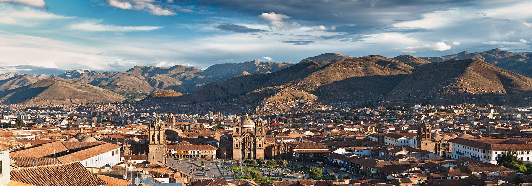 Peru: Lima, Cusco, Machu Picchu Group Tour