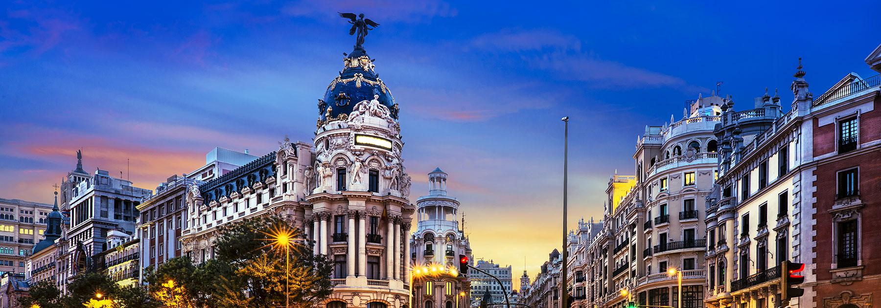 Madrid Vacations