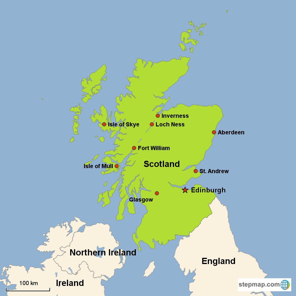 Scotland Vacations With Airfare Trip To Scotland From Go Today