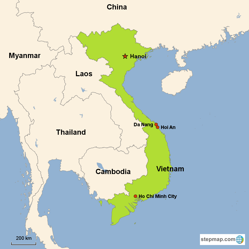 Vietnam Vacations With Airfare