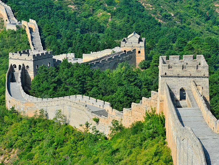 Treasures of China plus Yangtze River Cruise Escorted Tour