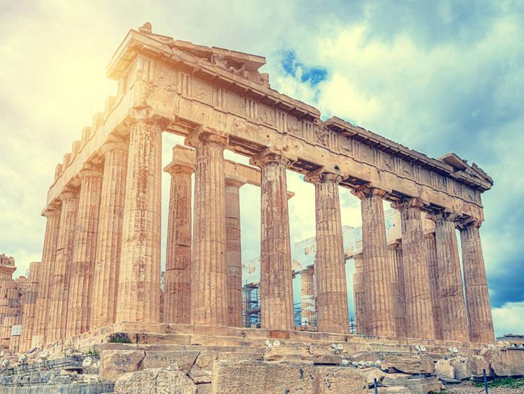 Athens and 4 Night Iconic Aegean Cruise
