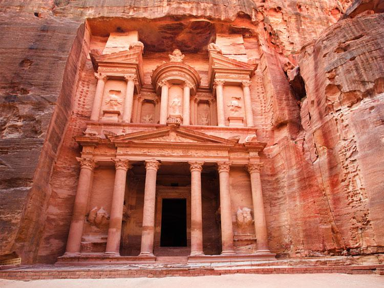 Highlights of Israel and Petra Escorted Tour