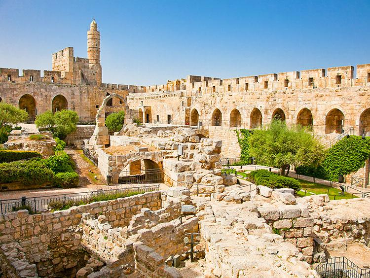 Bibleland Escorted Tour