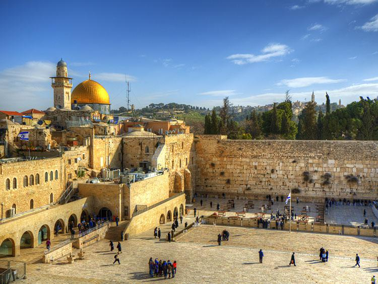Heritage of the Holyland Escorted Tour