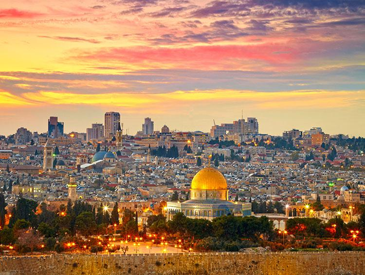 Highlights of Israel Escorted Tour