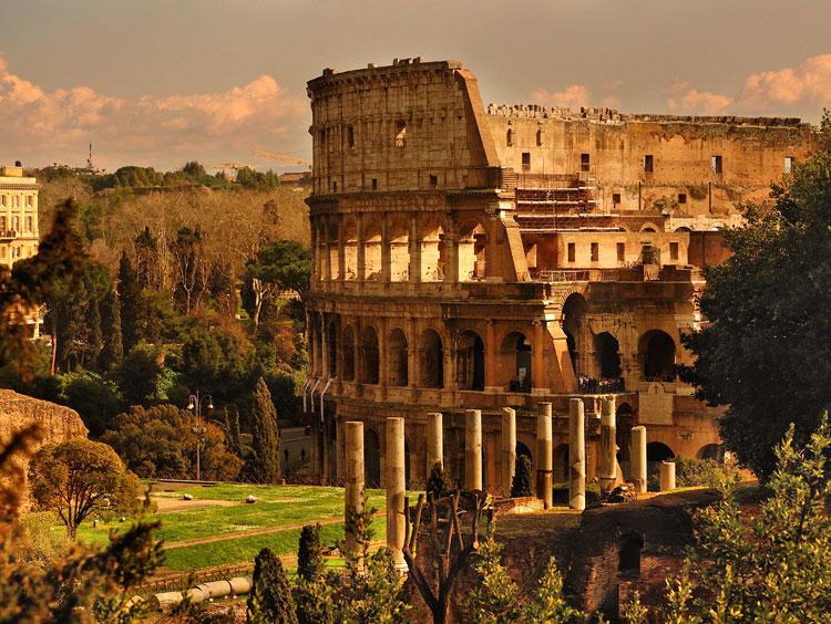 Tour Barcelona To Rome