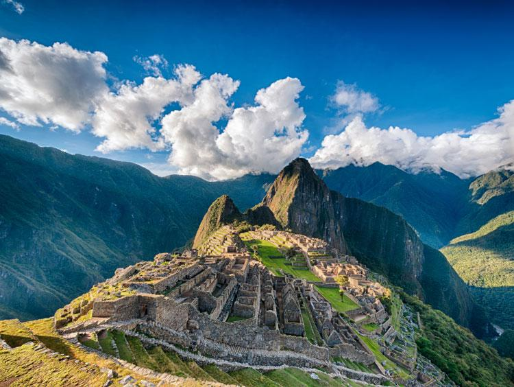 Cusco with Machu Picchu Day Trip