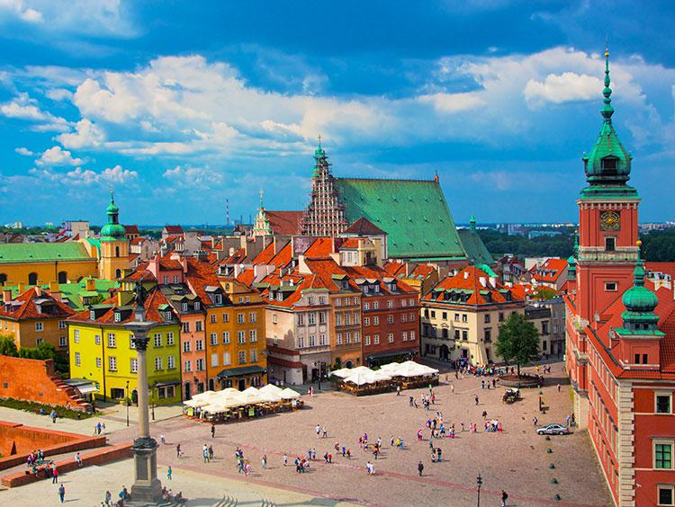 Eastern European Panorama Escorted Tour