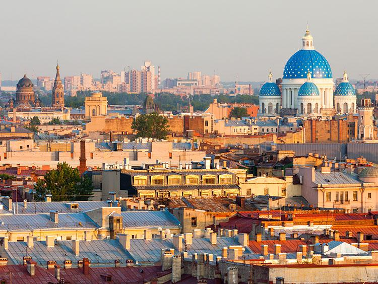 Best of Russia, Baltic States and Warsaw Escorted Tour