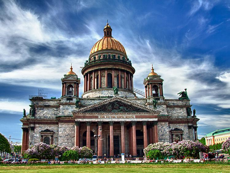 Best of Russia, Baltic States and Warsaw Escorted Tour-2016