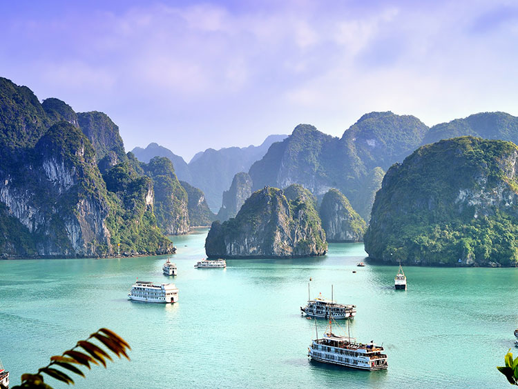 Travel Packages From Tokyo To Halong Bay Vietnam