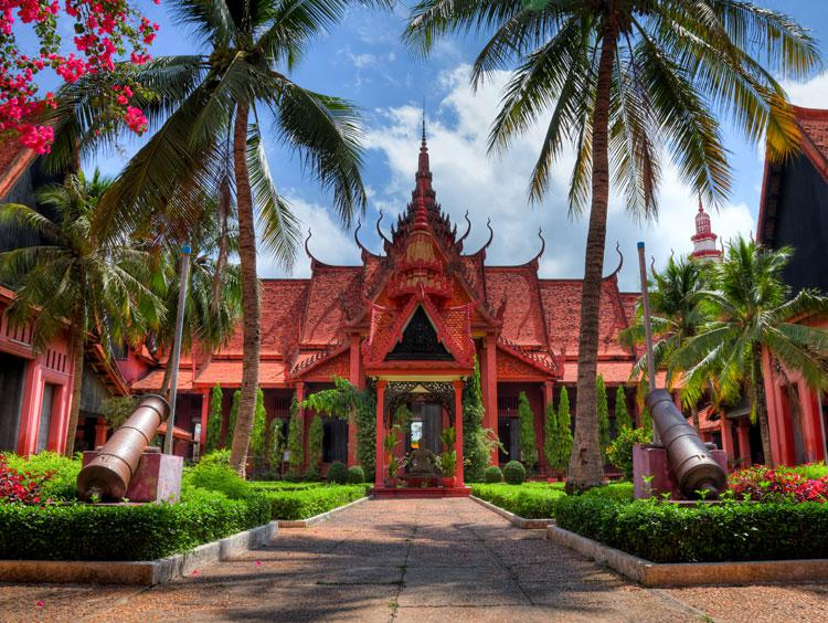 The Heart of Cambodia Escorted Tour