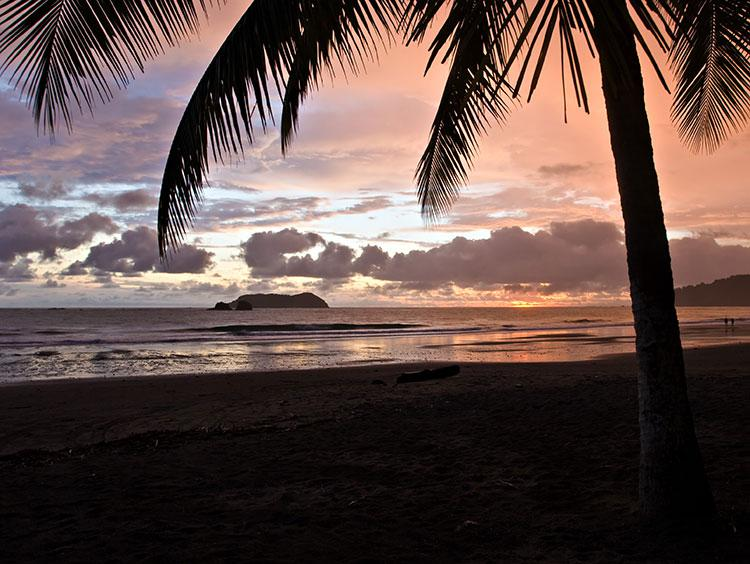 Costa Rican Beach Escape