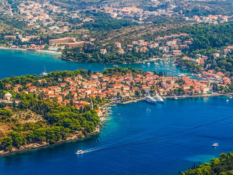 Croatia & Adriatic Cruise Escorted Tour