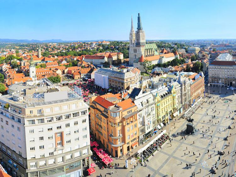 Zagreb to Dubrovnik Escorted Tour