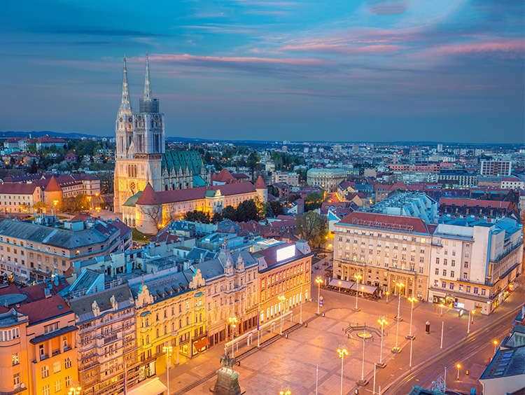 Zagreb at its Best