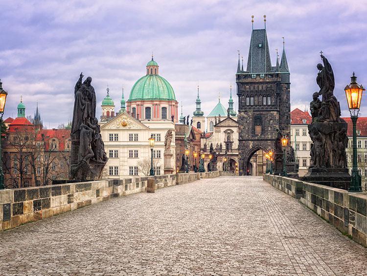 Prague dating service