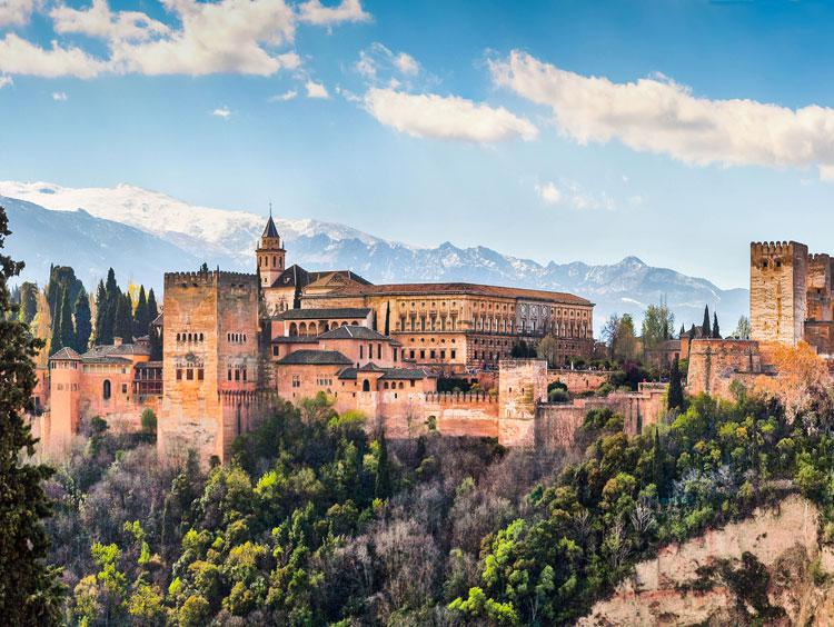 Madrid, Andalucia & the Mediterranean Coast Escorted Tour