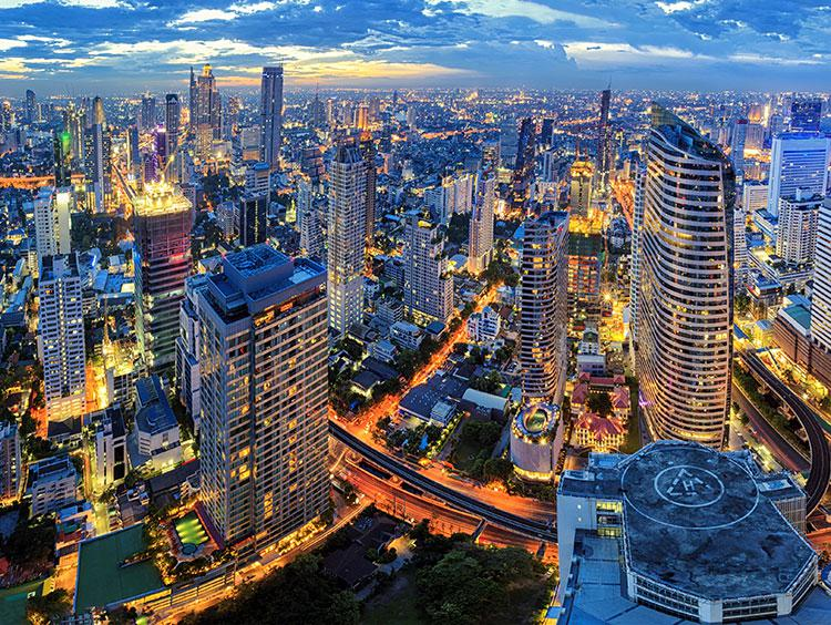 Bangkok at Its Best